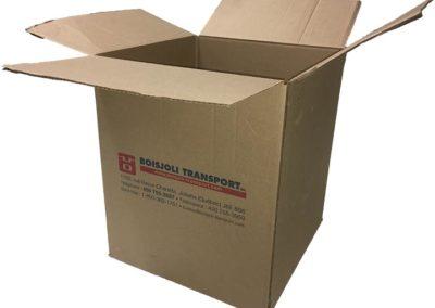 Boîte de  4 pieds cube - Boisjoli Transport à Joliette