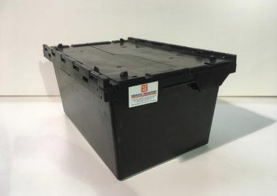 Boîte de rangement de plastique - Boisjoli Transport à Joliette