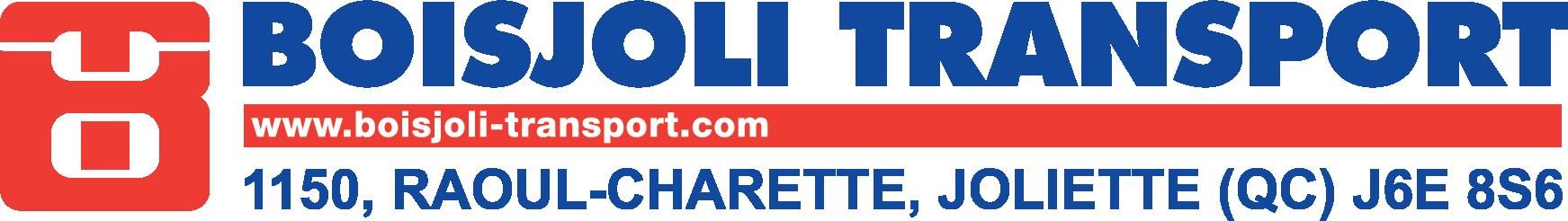 Logo de Boisjoli Transport à Joliette